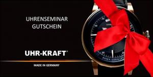 Bild Uhrenseminar- Teilnehmergutschein