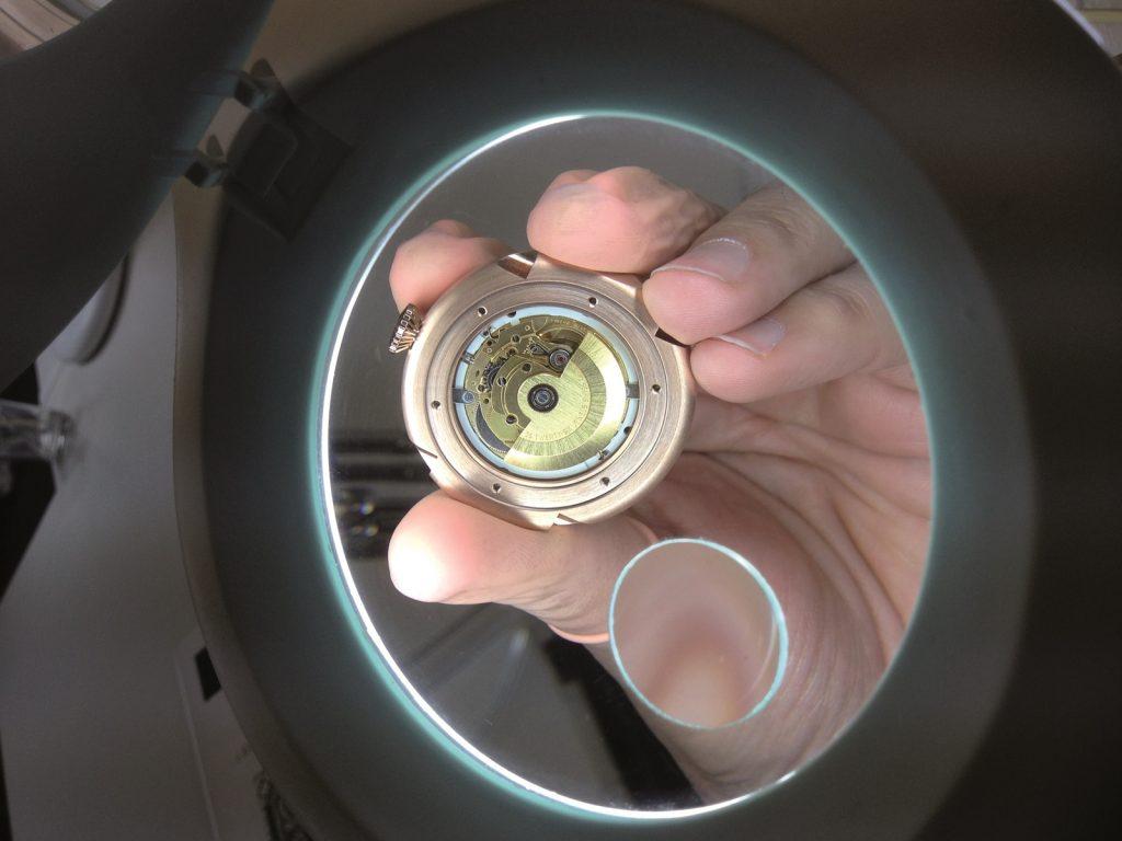 Uhrenseminar-Uhrenherstellung 02