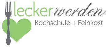 Lecker werden logo