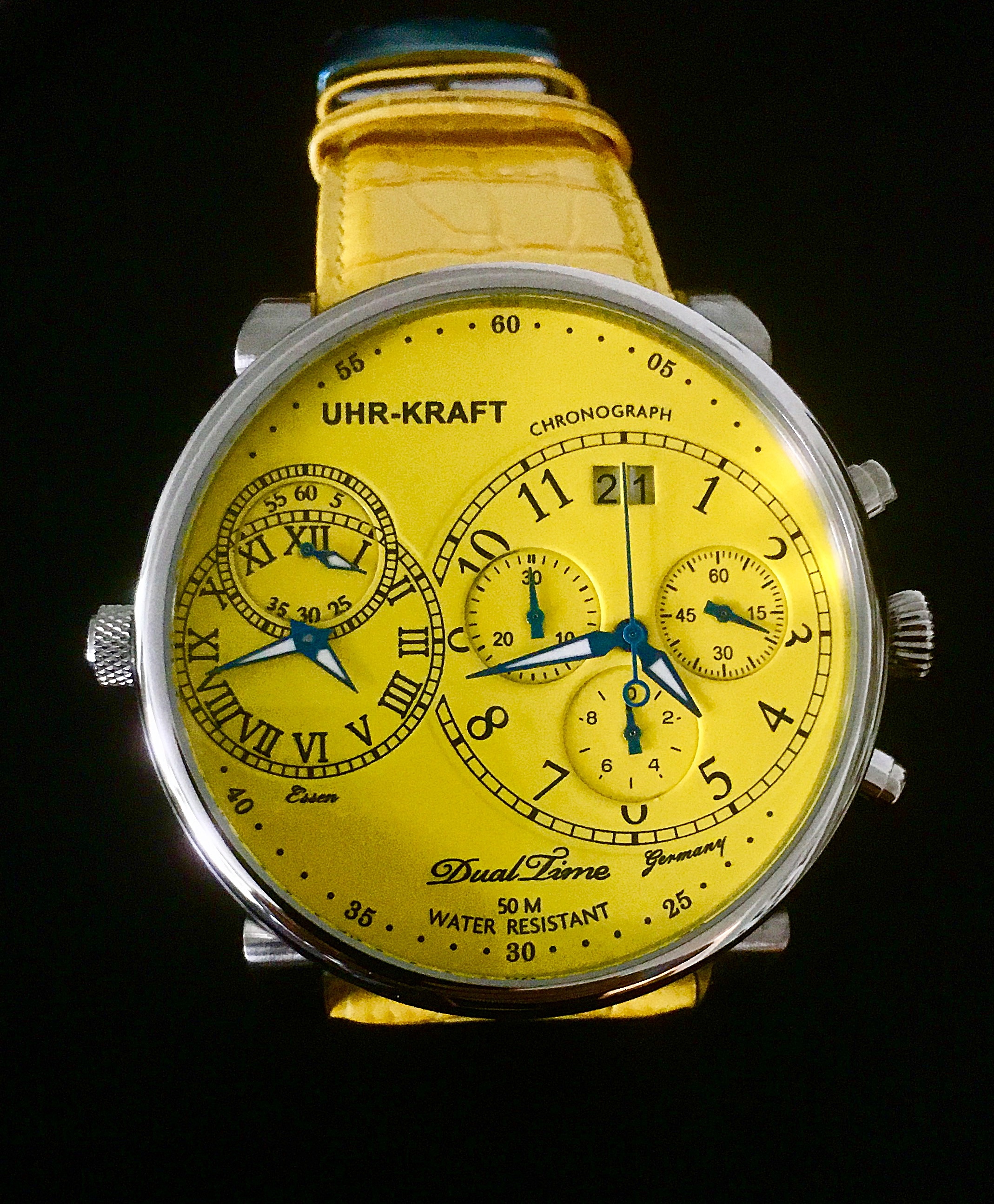 Yellow Beast 3